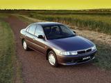 Mitsubishi Lancer 1997–2003 images
