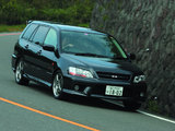 Mitsubishi Lancer Cedia Wagon Ralliart 2000–03 images