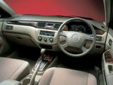 Mitsubishi Lancer Cedia 2000–03 photos