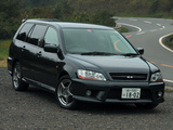Mitsubishi Lancer Cedia Wagon Ralliart 2000–03 pictures