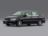 Mitsubishi Lancer Cedia 2000–03 pictures