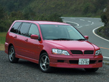 Mitsubishi Lancer Cedia Wagon 2000–03 wallpapers