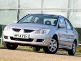 Mitsubishi Lancer UK-spec 2003–05 images