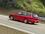 Mitsubishi Lancer Sportback 2003–05 images