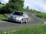 Mitsubishi Lancer 2003–05 images