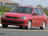 Mitsubishi Lancer Ralliart 2003–05 images