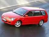 Mitsubishi Lancer Wagon 2003–05 pictures