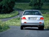 Mitsubishi Lancer 2003–05 pictures