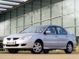 Mitsubishi Lancer UK-spec 2003–05 pictures