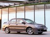 Mitsubishi Lancer Sport UK-spec 2005–07 images