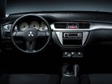 Mitsubishi Lancer 2005–10 photos