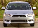 Mitsubishi Lancer GTS US-spec 2007 images