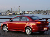 Mitsubishi Lancer GTS US-spec 2007 photos