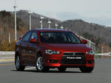 Mitsubishi Lancer 2007–11 pictures