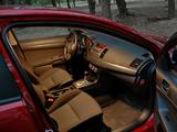 Mitsubishi Lancer 2007–11 wallpapers