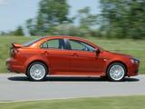 Mitsubishi Lancer Ralliart 2008 images