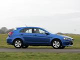 Mitsubishi Lancer Sportback UK-spec 2008 images