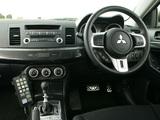 Mitsubishi Lancer Sportback Police 2008 photos