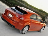 Mitsubishi Lancer Sportback Ralliart 2008 photos