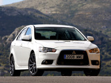 Mitsubishi Lancer Sportback Ralliart 2008 wallpapers