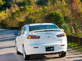 Mitsubishi Lancer iO TW-spec 2012 images