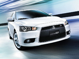 Mitsubishi Lancer iO TW-spec 2012 photos