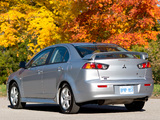 Mitsubishi Lancer SE US-spec 2012 pictures