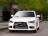 Mitsubishi Lancer iO TW-spec 2012 pictures