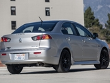 Mitsubishi Lancer Limited Edition North America 2017 pictures