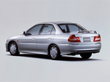 Photos of Mitsubishi Lancer JP-spec 1995–97