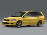 Photos of Mitsubishi Lancer Cedia Wagon 2000–03