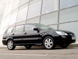 Photos of Mitsubishi Lancer Wagon 2003–05