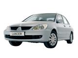 Photos of Mitsubishi Lancer 2005–10