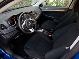 Photos of Mitsubishi Lancer Ralliart 2008