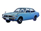 Pictures of Mitsubishi Lancer Sedan 1973–76
