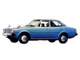 Pictures of Mitsubishi Lancer Sedan 1976–79