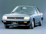 Pictures of Mitsubishi Lancer Fiore 1982–83