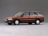 Pictures of Mitsubishi Lancer Wagon 1992–2000