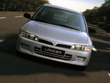 Pictures of Mitsubishi Lancer 1995–97
