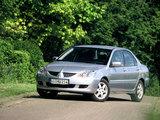 Pictures of Mitsubishi Lancer 2003–05
