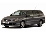 Pictures of Mitsubishi Lancer Wagon 2005–07