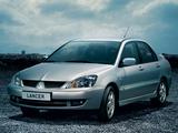 Pictures of Mitsubishi Lancer 2005–10