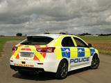 Pictures of Mitsubishi Lancer Sportback Police 2008