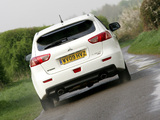 Pictures of Mitsubishi Lancer Sportback Ralliart UK-spec 2008