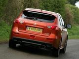 Pictures of Mitsubishi Lancer Sportback Ralliart UK-spec 2008