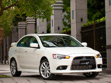 Pictures of Mitsubishi Lancer iO TW-spec 2012