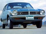 Mitsubishi Lancer Coupe 1973–76 wallpapers