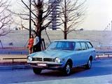 Mitsubishi Lancer Van 1973–76 wallpapers
