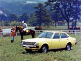 Mitsubishi Lancer Sedan 1976–79 wallpapers