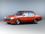 Mitsubishi Lancer 1979–87 wallpapers